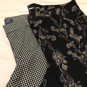 Set of 2 Old Navy Pixie Pants